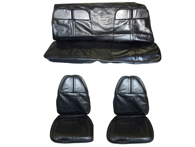 1971 Cuda Barracuda Front Bucket Rear Bench Seat