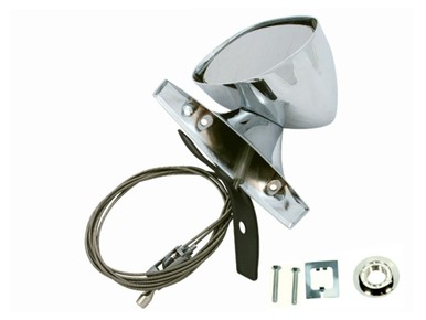 B,E-body LH Remote Mirror