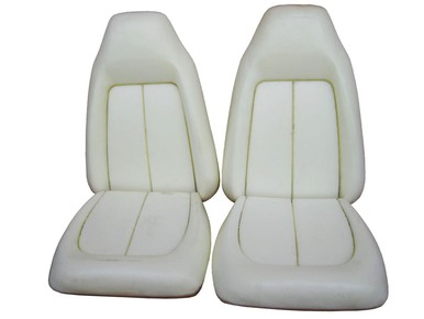 1970 A,B,E-body Seat Foams