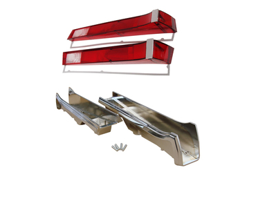 1968-69 AMC AMX and Javelin Taillight Kit