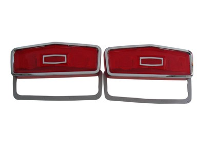 1964 Plymouth Belvedere Taillight Lenses