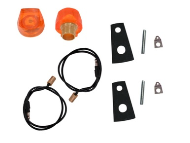 1969-70 Dodge and Plymouth Turn Signal Indicator Lens Kit