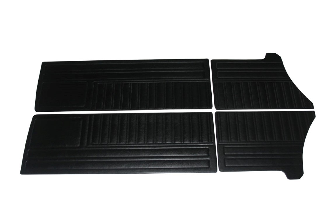 6504-C Mopar 1970 Duster And Duster 340 Front and Rear Door Panels