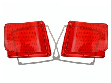1969 Plymouth GTX Taillight Lenses