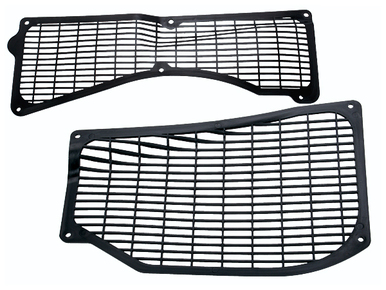1971-74 E-body Cowl Screens