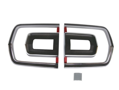 1968 Plymouth GTX Taillight Bezels