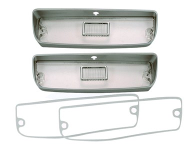 1971 Dodge Charger Parking Light Lenses