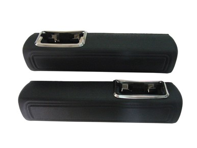 "1968-1970 B-body 9-1/2"" Rear Armrest Pads (w/ Ashtray Opening)"