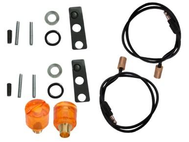 1967-69 Plymouth Roadrunner and GTX Turn Signal Indicator Lens Kit