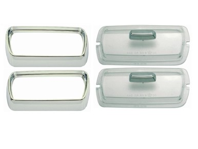 1969 Plymouth Barracuda Parking Light Set