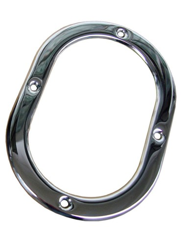 1966-69 B-body Non Console 4 Speed Boot Trim Ring