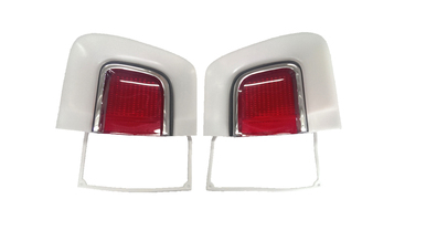 1968 Plymouth Barracuda Taillight Lenses