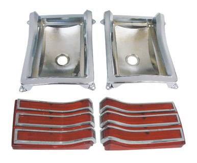 1966 Plymouth Belvedere Taillight Kit