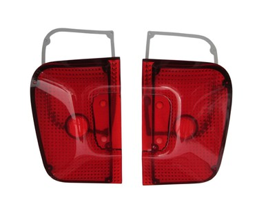 1967 Plymouth Barracuda Taillight Lenses