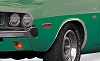 1970-1974 Dodge Challenger Wheel Opening Trim Molding Set