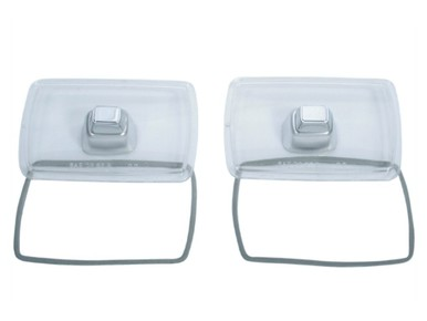 1967 Plymouth Barracuda Parking Light Lenses