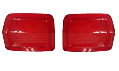 1965 Plymouth Belvedere Taillight Lenses (without Trim)