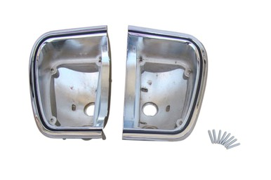 1968 Plymouth Barracuda Taillight Bezels
