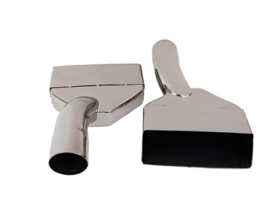 Plymouth E-body 1-7/8 Inches Stainless Exhaust Tips