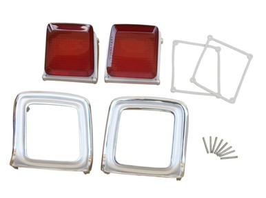 1969 Plymouth Roadrunner Taillight Kit