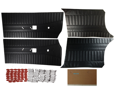 1968 Coronet 440 Super Bee Door Panel Set