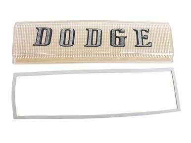 1970 Dodge Challenger Taillight Back-up Lens