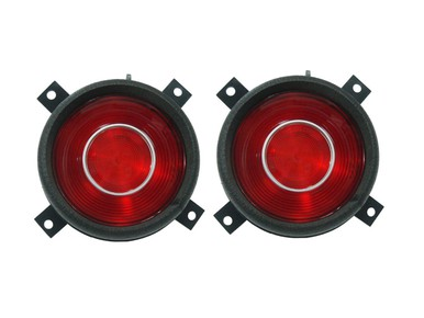 1972-74 Plymouth Cuda Taillight Lenses
