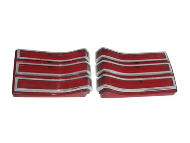 1966 Plymouth Belvedere and Satellite Taillight Lenses