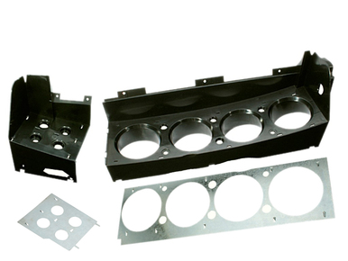 1970-74 E-body Rallye Dash Housing Kit
