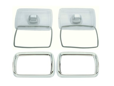 1967 Plymouth Barracuda Parking Light Set