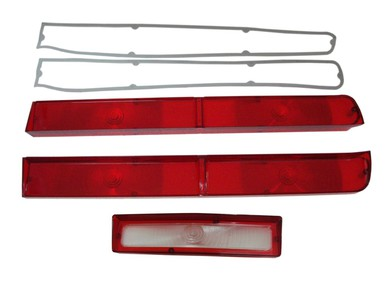 1970 AMC AMX and Javelin Taillight Lens Kit