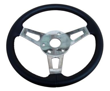 1970-1974  A,B,C,E-Body Leather Tuff Steering Wheel