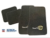 1970-1976 Plymouth Duster 4 piece Floor Mats with Logos