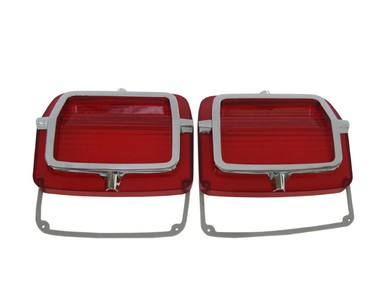 1965 Plymouth Belvedere and Satellite Taillight Lenses