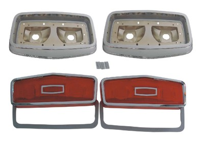 1964 Plymouth Belvedere Taillight Kit