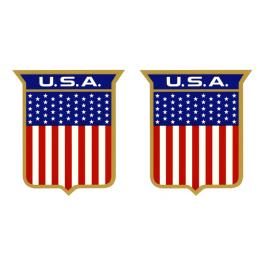 *1972 Ford Maverick or Pinto USA Body Shield Decal Set