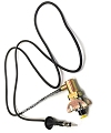 1968-1974 A-Body Duster Demon Dart Antenna Wire/Base Kit - Correct 90 degree exit