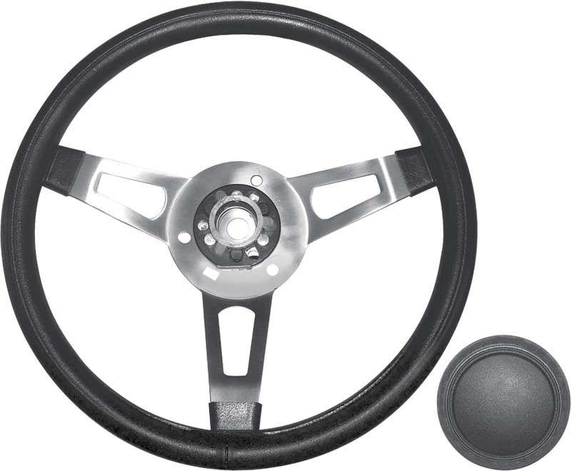 Mopar Tuff Wheel Steering Wheel With Switch Dodge Plymouth