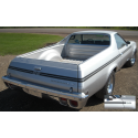 1973-77 Chevy El Camino SS Complete Stripe Kit
