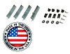 1970 Dodge Challenger T/A Plymouth Cuda AAR Spoiler Mounting Kit
