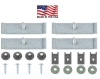 Cuda AAR / Challenger T/A Rear Spoiler Mounting Hardware Kit