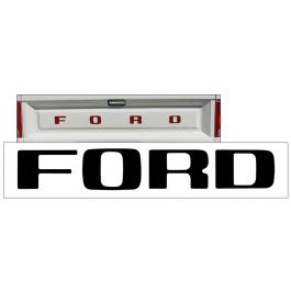 1983-92 Ford Ranger Tailgate Letter Decal Set - STYLESIDE